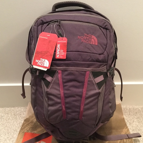 79d3c12af9 The North Face Bags | Nwt Womens Recon Backpack | Poshmark